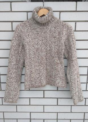 Скидки до 31.12.18.супер теплый свитер favori из натуральной шерсти!!!