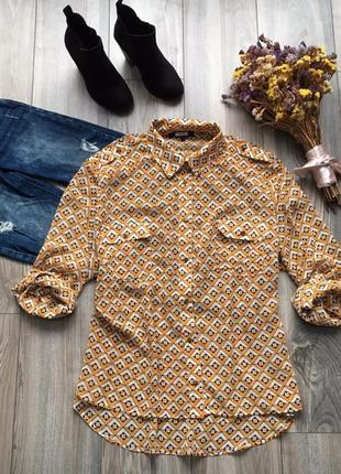 Интересная рубашка next1 фото