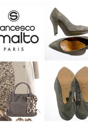 Smalto туфли женские.качественная обувь. made in italy.