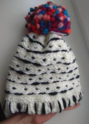 Крута тепла шапка