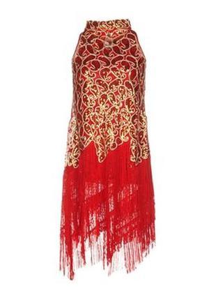 Шикарное платье vanessa scott, размер l