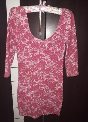 Платье bershka, m