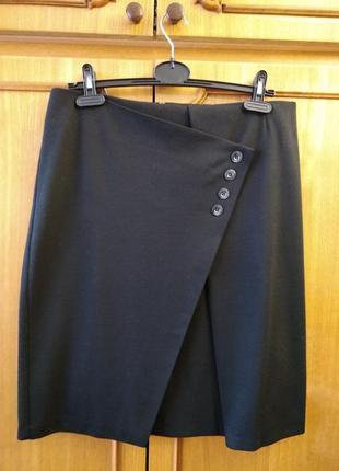 Интересная офисная юбка, бренд anna field, р.40