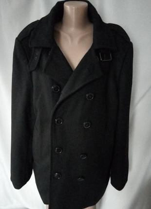 Мужское зимнее пальто jeff banks