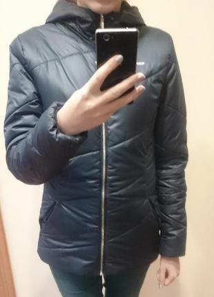 Куртка, пуховик .