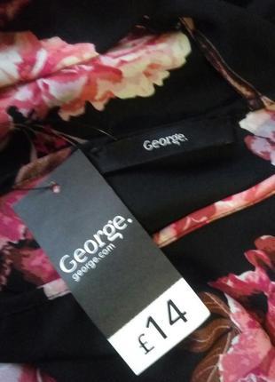 Красивенная блуза george.4 фото