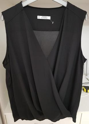 Блузка mango size m