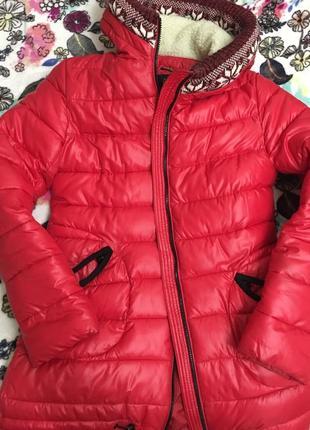 Зимняя куртка snow owl