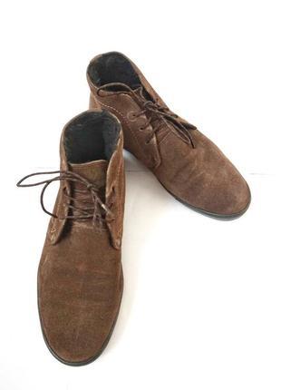Ботинки зимние мужские европейка vagabond