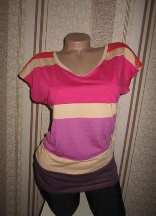 Фирменная футболка 44-46 с-м размера