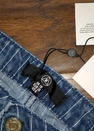 Бойфренды джинсы в полоску от missguided4 фото