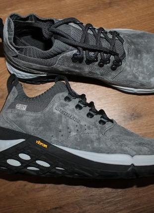 Водонепроницаемые ботинки merrell jungle mid xx waterproof ac+
