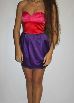 Нарядное платье , яркий цвет! -- большой выбор платьев --