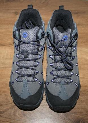 Водонепроницаемые ботинки merrell terramorph mid waterproof, 46 размер
