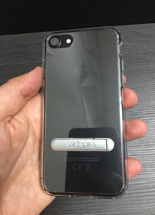 Чехол с подставкой  spigen ultra hybrid s для  iphone 7 8 и plus оригинал3