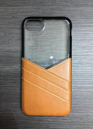 Противоударный чехол milk and honey для iphone 7 8