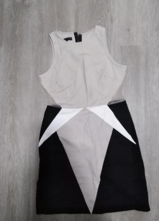 Monton платье футляр летнее весеннее плотное