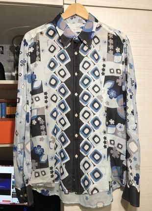 Рубашка хлопок xl