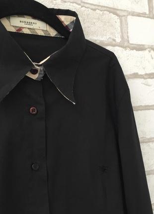 Чёрная классическая рубашка , оригинал
