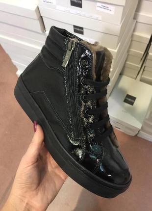 Зимние ботинки, зимние сапоги, nila&nila, обувь из италии