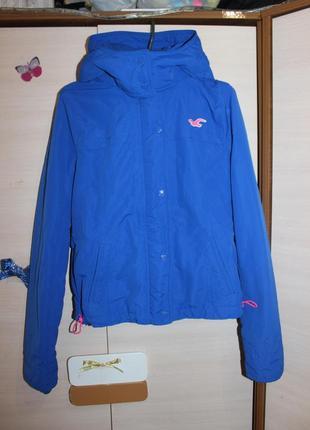 Стильна куртка hollister