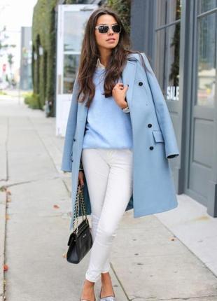Sale -100грн!!! женский вязаный джемпер свитер с круглым воротом isle essentials