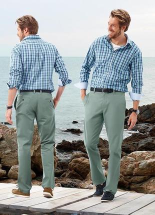 Мужские брюки chino от тсм tchibo (чибо), германия, размер 50