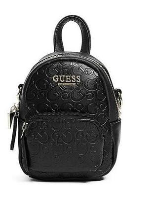 Guess оригинал сумка рюкзак кроссбади