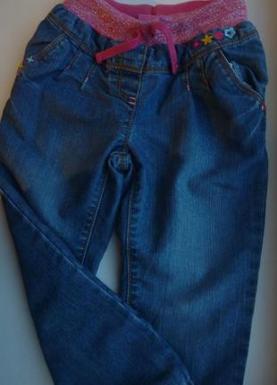Теплі джинси (зима, демісезон) 2,5-4р. lc waikiki