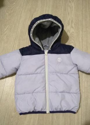 Демисезонная куртка для мальчика,фирменная 12 мес