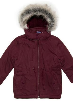 Все размеры! парка евро зима на флисе, куртка с капюшоном тёплая