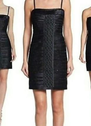 Коктейльное платье bcbg max azria