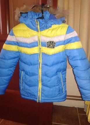 Детские куртки в Черновцах 2019 - купить по доступным ценам вещи в ... 1108362ba411d
