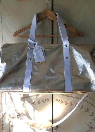 Спортивная, дорожная сумка от versace оригинал!