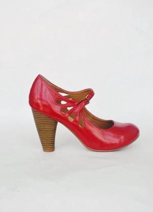 Туфли matalan uk 4 р. 37 стопа 23-23,5 см