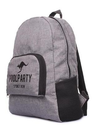 Рюкзак-сумка(трансформер) удобный,функциональный аксессуар-2 цвета.