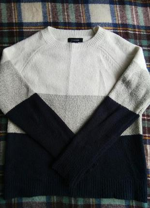 Тепленький свитер от atmosphere