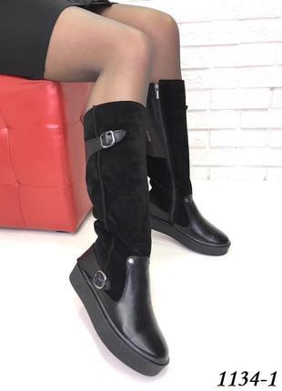 c17bd5469b49 Замшевые сапоги и ботинки 2019 - купить недорого вещи в интернет ...