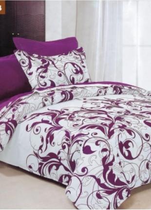 Двухспальный комплект постельного белья тм вилюта