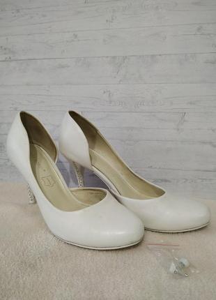 Свадебные туфли, 25 см