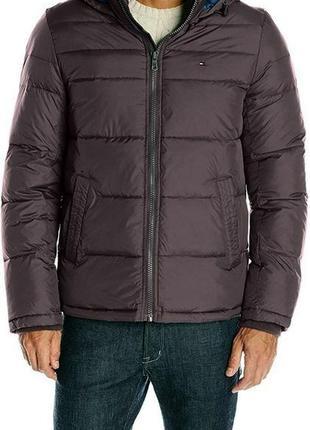 Куртка tommy hilfiger зимняя.только оригиналы марок1