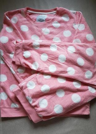 Фирменная супер пижама в горошек