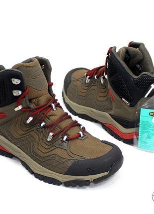 Трекинговые keen dry мембранные ботинки 42 р оригинал канада
