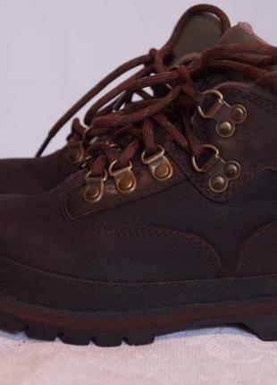 Супер термо ботиночки timberlan (оригинал)
