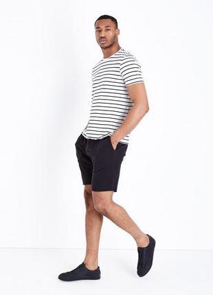 New look. идеальные мужские шорты джерси с карманами. на наш размер 54