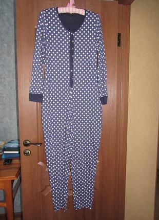 Человечек кигуруми слип костюм пижама комбинезон от marks spencerр.12 ... 21aa90a4c0ff0