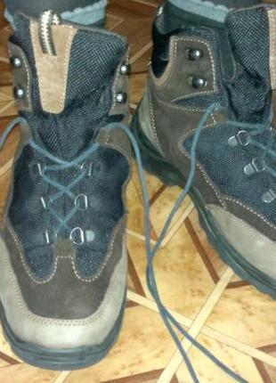 Ботинки  rohde made in germany 41р. 26 см. по стельке