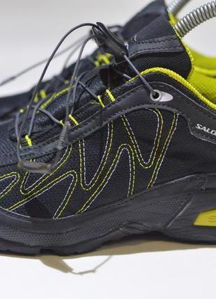 Треккинговые кроссовки salomon speed comp gore-tex