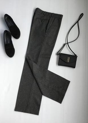 Тёплые брюки 100% шерсть