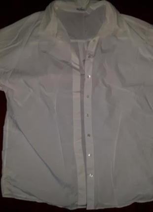 Тонкая хлопковая рубашка от van laack! p.-38